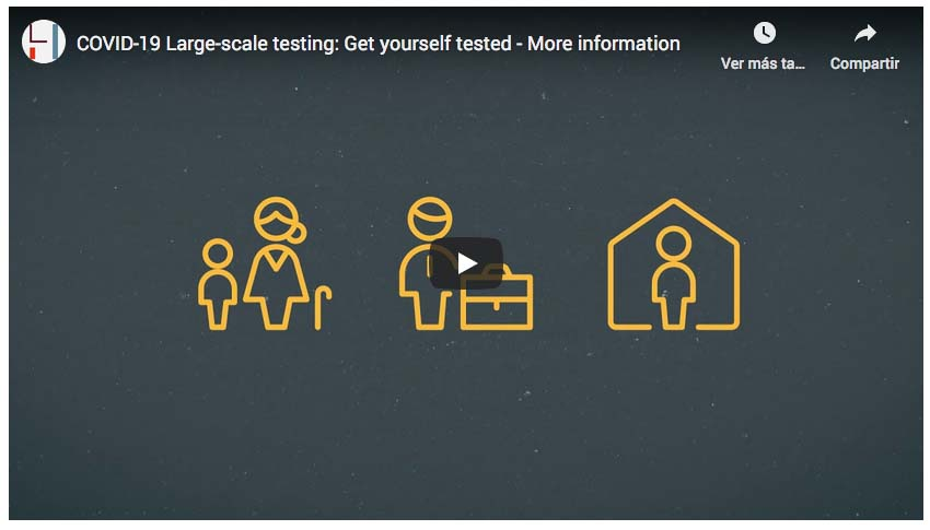 Large Scale testing