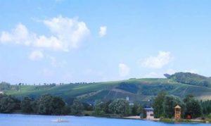 lago luxemburgués de Baggerweier