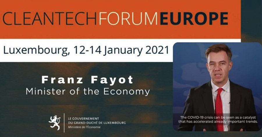 Cleantech Forum Europe 2021