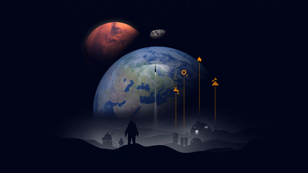 Luxembourg Space Resources Week